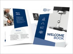 Welcome Book dla urzędu